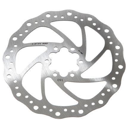 Ротор LifeLine Essential 160 мм, монтаж 6 болтов