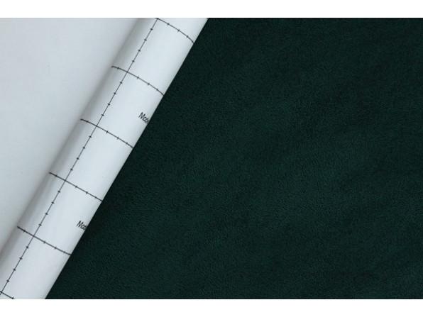 Самоклеюча Алькантара Південна Корея зелений 90х145 див.