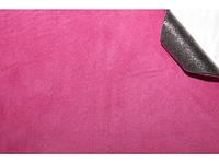 Самоклеющаяся Алькантара (на поролоне) Южная Корея розовый 90х140 см.