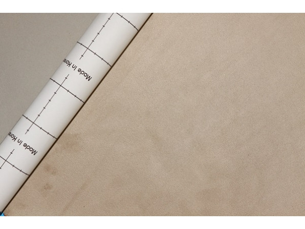 Самоклеющаяся Алькантара Южная Корея бежевый 90х145 см.