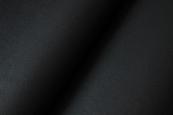 Кожзам самоклеючий структурний чорний 90х135 див.