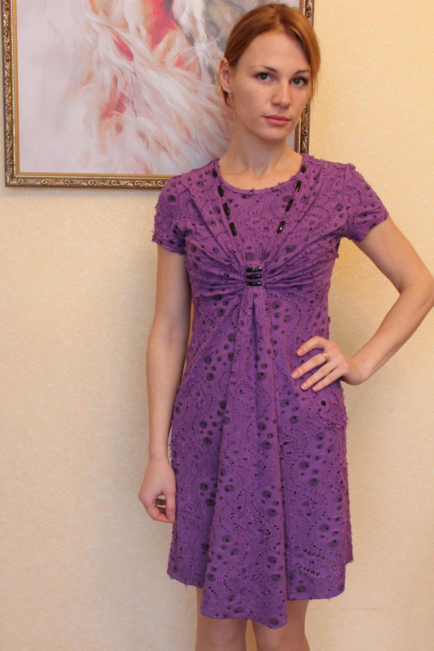 Платье-туника расклешенная 42-48 р