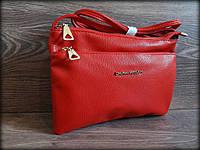 Сумочка клатч на два замочка Mango DaunaviaTouch сумка