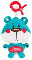 Мишка плюшевый музыкальный Лесные друзья, Canpol babies, медведь (68/048-3)