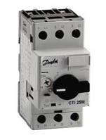 047В3051 - Автоматы защиты двигателя Danfoss (Данфосс) CTI 15 0,09 кВт