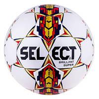 Мяч футбол Select Briliant Super Duxon Gold/Black