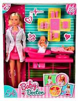 Кукольный набор Штеффи Врач, Steffi & Evi Love (573 2608)