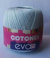 Пряжа Cotonex EVA 5 125 Мерсеризованный хлопок