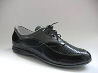 Туфли закрытые для девочек ТМ Каприз 33,34р. кожа!!!