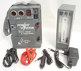 Универсальный переносной аккумулятор Power Station GXM-14004B (12V)