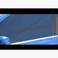 Нижние молдинги стекол 4шт. Omsa на Suzuki Grand Vitara 2006-2014