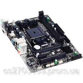 Материнская плата GIGABYTE MB AMD A68H SFM2+ MATX GA-F2A68HM-S1 V1.1