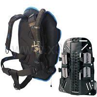 HALCYON комплект Traveler PRO 40 lbs с пластиковой спинкой АР6 и грузовыми карманами