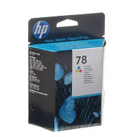 HP C6578DE COLOR №78 (DJ 920/930/940/950/960/970/980/990/1220, P10хх)