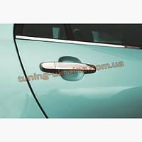 Накладки на ручки Carmos на Toyota Corolla 2006-2013