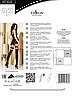 Чулки с плоским швом Passion ST102 nero размер 1/2, фото 3