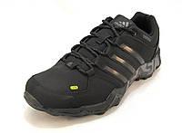 Кроссовки мужские трекинговые Adidas Terrex черные (р.41,42,43,44,45,46)