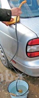 Портативный авто-душ Automobile Shower Set