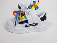 Стильные детские кроссовки 23 - 26 размеры