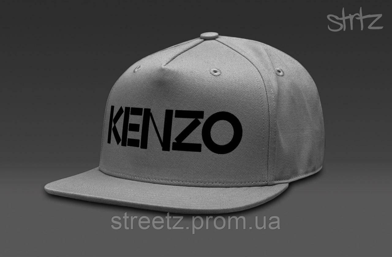 Kenzo Snapback Cap Кепка Снепбек