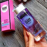 Жидкость для снятия макияжа Maybelline