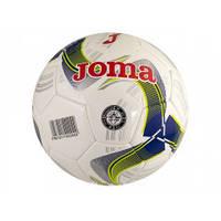 """Мяч футбольный """"Academy"""" №400302/2022 бело-сине-салатовый, размер 4"""