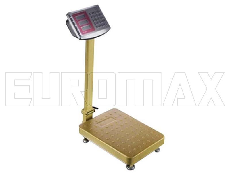 Весы электронные торговые 300кг с усиленной платформой 40х50см Gold TCS-K-17-300kgh