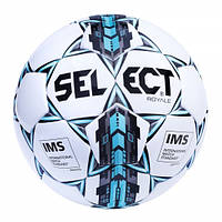 Мяч футбольный SELECT ROYAL IMS (р.5, р.4)