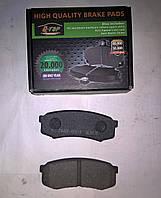 Тормозные колодки задние Toyota Prado 120,150, FJ Cruiser