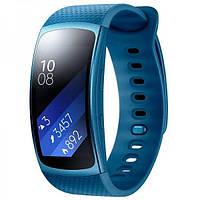 Фитнес-браслетSamsung Gear Fit2 Blue