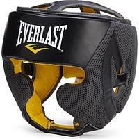 Боксерский шлем Everlast EverCool Черный