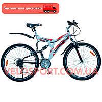Горный велосипед Winner Panther 26 дюймов Белый