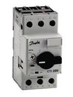 047В3055 - Автоматы защиты двигателя Danfoss (Данфосс) CTI 15 0,75 кВт