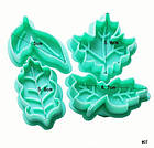 Набор для декора Листья из 4шт, фото 2
