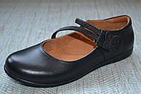 Стильные кожаные туфли 11 shoes размер 31 32 33 34 35