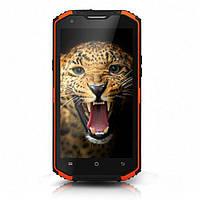 """Ударопрочный смартфон NO.1 Vphone X3 Orange оранжевый IP68 (2SIM) 5,5"""" 2/16GB 5/13Мп 3G 4G оригинал Гарантия!"""