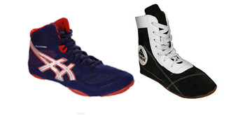 Борцовки и обувь для единоборств