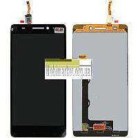 Модуль (сенсор + дисплей LCD) Lenovo K3 Note A7000 PLUS original чорний