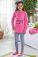 Пижама для девочки подростковая