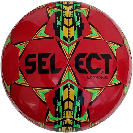 Мяч футбольный SELECT Dynamic, размер 4, фото 2