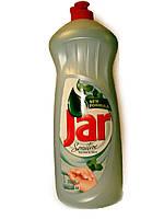 JAR Средство для мытья посуды  Sensitive Tea Tree & Mint 1000 мл.Чехия