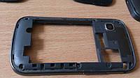 Корпус (средняя часть) Samsung S5660 ориг. black б/у