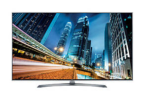 Телевизор LG 43UJ701v (PMI 1900 Гц, 4K Ultra HD, Smart TV, Wi-Fi, HDR с Dolby Vision, Ultra Surround 2.0 20Вт)