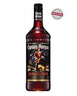 Капитан Морган - Captain Morgan Black Jamaica Rum 1л.