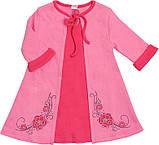 Весеннее платье для девочек Swek (1-2 года), фото 6
