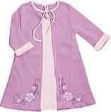 Весеннее платье для девочек Swek (1-2 года), фото 7