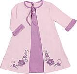 Весеннее платье для девочек Swek (1-2 года), фото 8