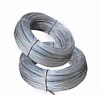 ✅ Проволока вязальная оцинкованная Ø 2,0 мм (бухта - 100 м, вес - 2.35 кг)