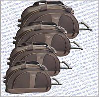 Набор дорожных  сумок на колёсах 4-ка
