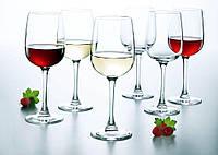 Набор бокалов LUMINARC VERSAILLES для вина на 6 персон G1509